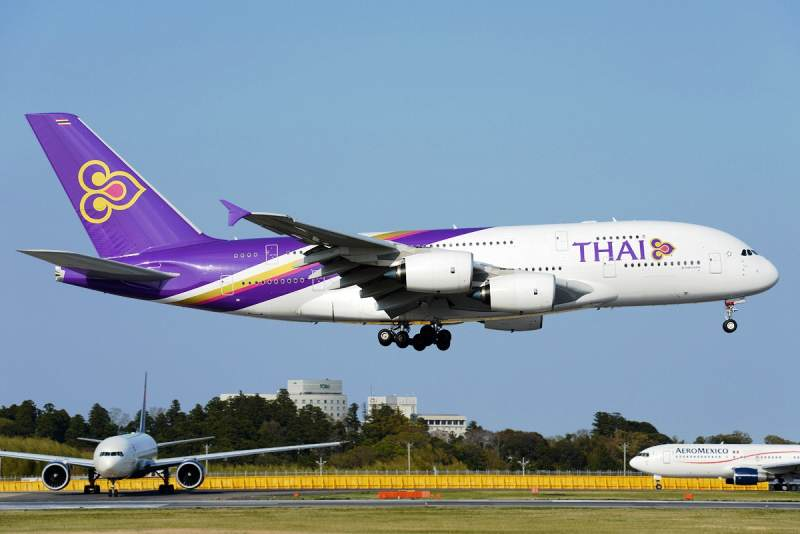 Viajes Baratos A Espana Con Thai Airways 106