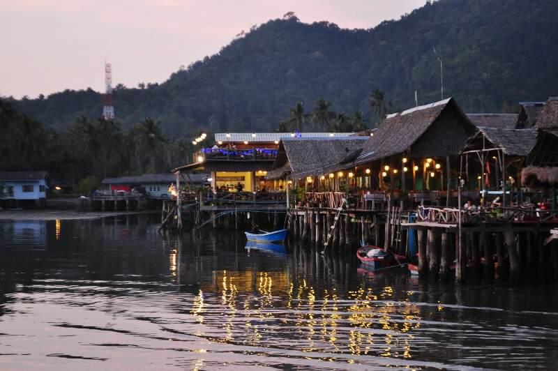 Que visitar en  Koh Chang