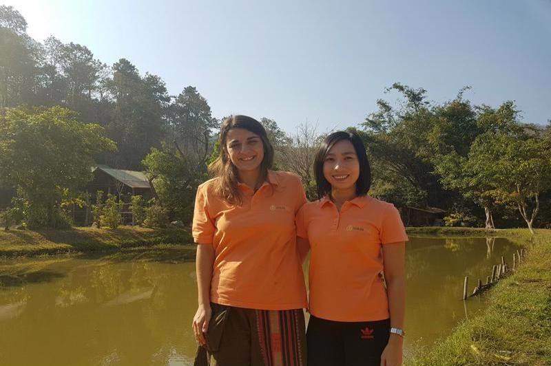 Prsonal agencia de viajes española en Tailandia