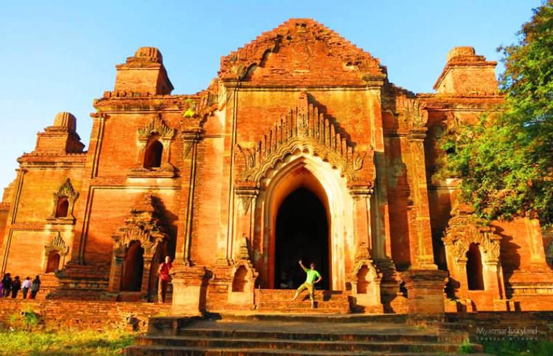 Que templos visitar en Bagan