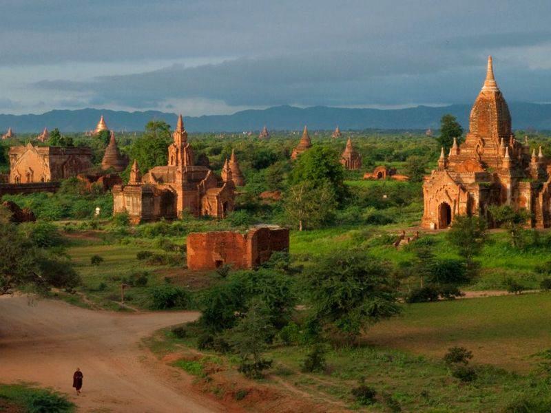 Guía de Viaje a Myanmar