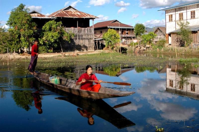 Guía de Turismo para Myanmar