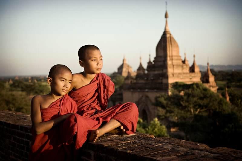Turismo en Birmania