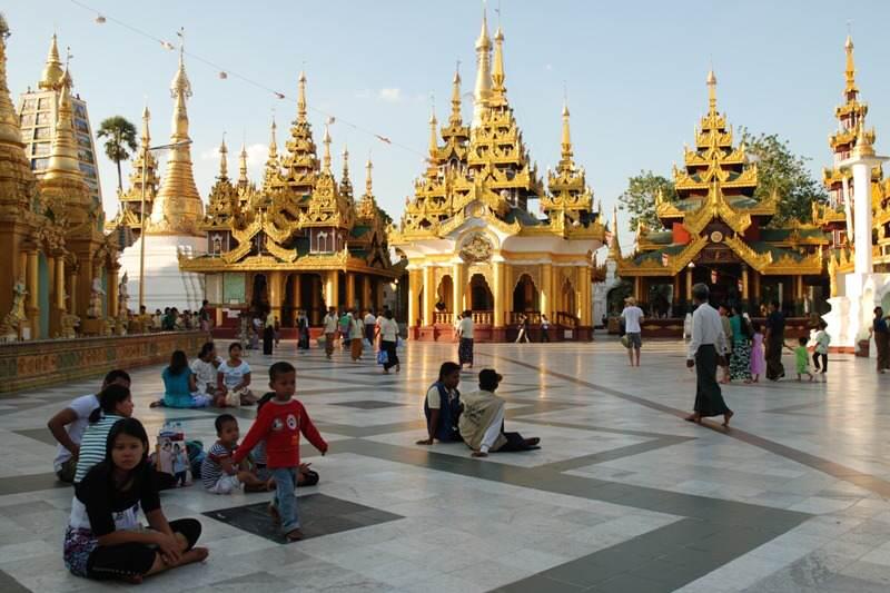 Guía de viaje a Birmania
