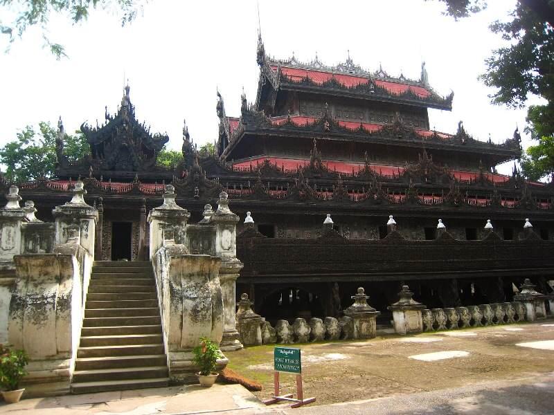 Guia de turismo para Birmania