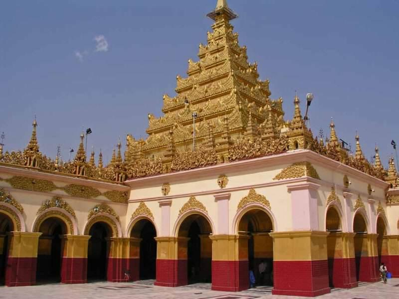 Que templos ver en Mandalay