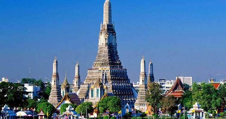 Los templos más bonitos que ver en Bangkok