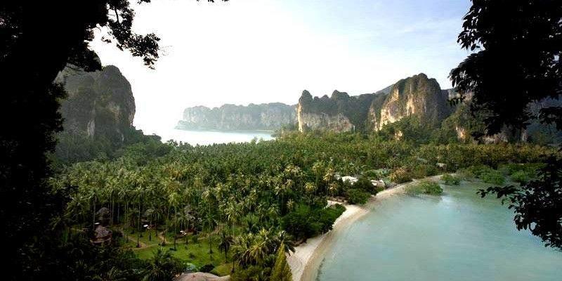 Hoteles de Lujo en la playas de Tailandia