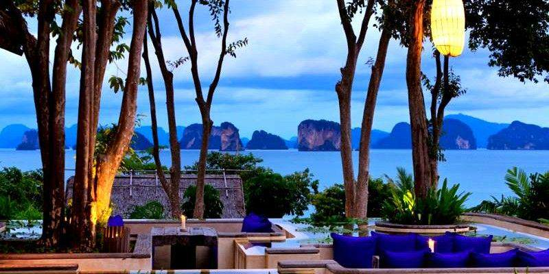 Hoteles de Lujo en las islas de Tailandia
