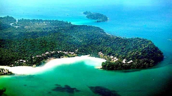 Hoteles de lujo de Tailandia