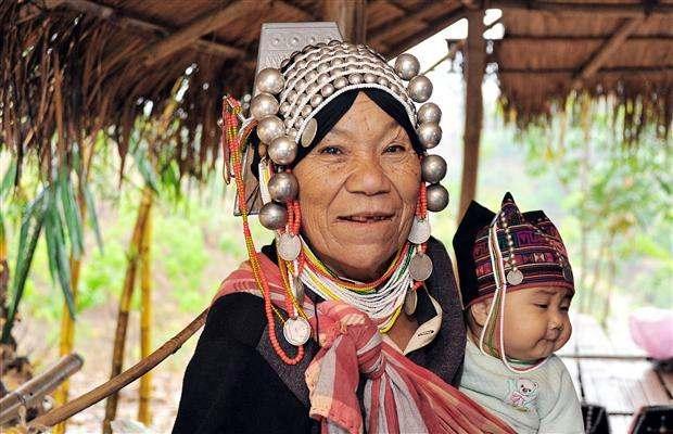 Tribus de Tailandia