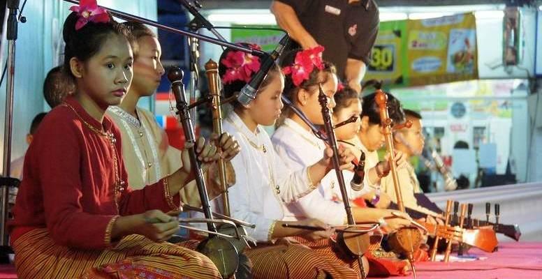 Instrumentos Musicales Tailandeses