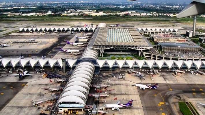 Aeropuertos de Tailandia