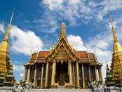 Templo Buda Esmeralda Bangkok