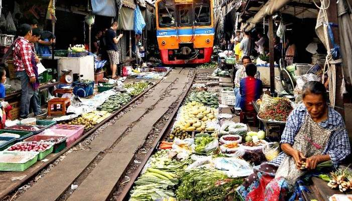 Circuito por Tailandia