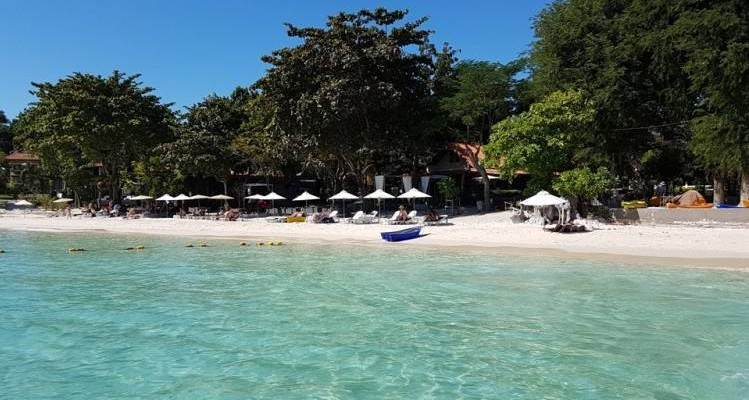 Playa de Ao Cho en Koh Samet