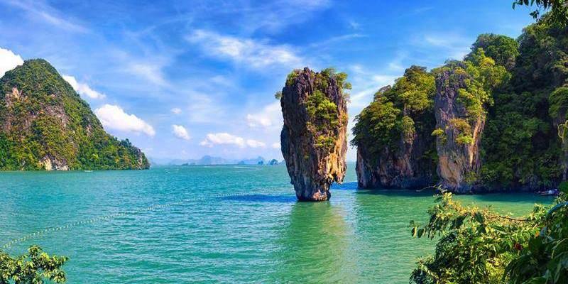Excursion a la Isla de James Bond