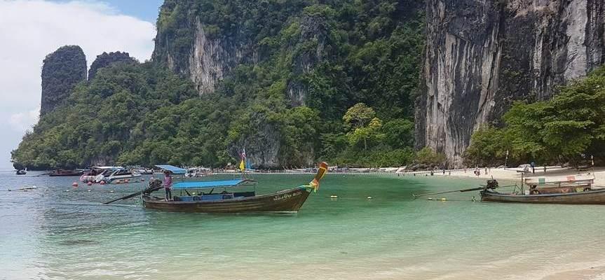 Excursion a las Islas Hong desde Koh Yoa Noi