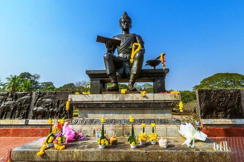 Rey Ramkhamhaeng Sukhothai