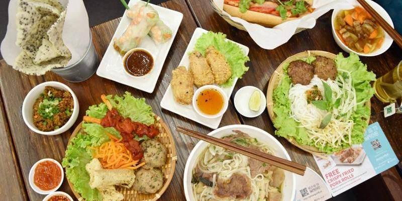 Paltos populares de la comida vietnamita