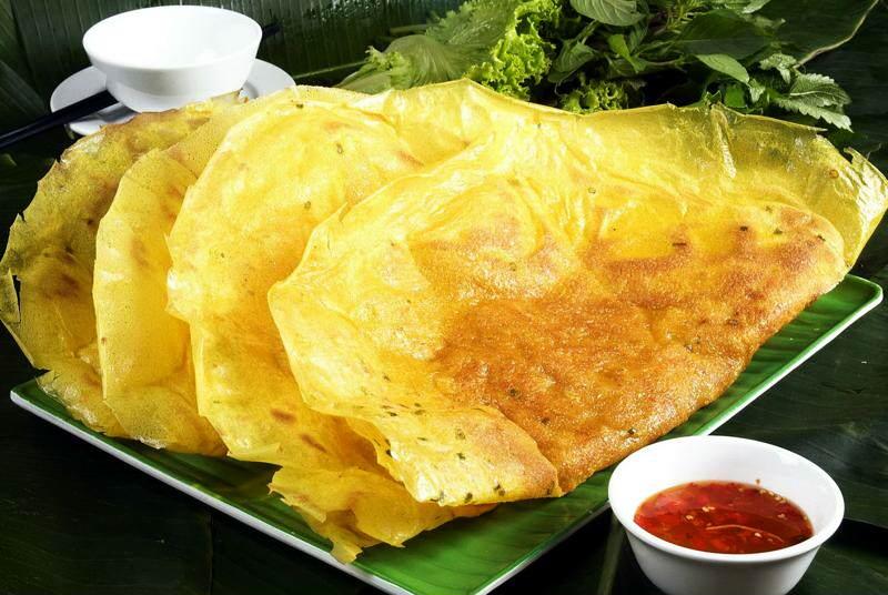 Crepe Vietnamita
