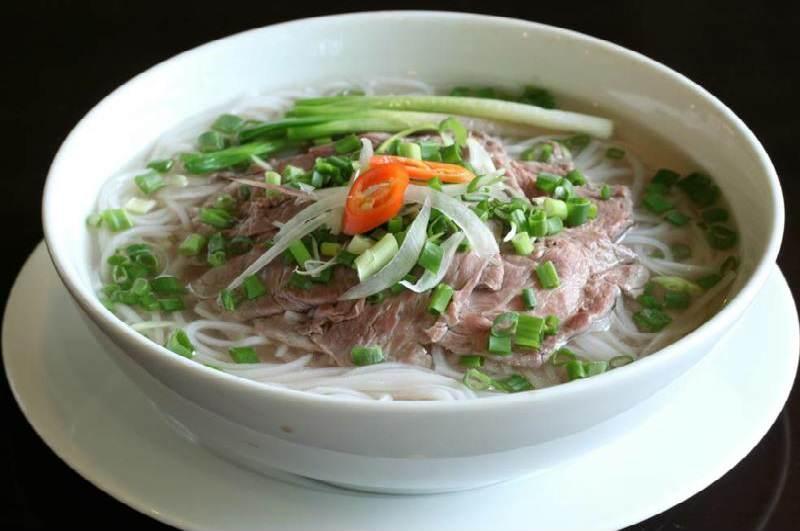 Pho, una especialidad vietnamita