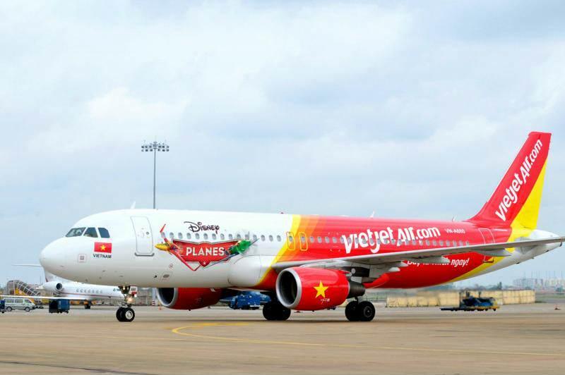 Vietjatair la compañía aérea low cow cost vietnamita