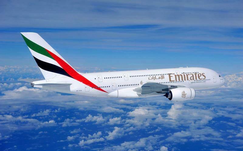 Vuelos a vietnam con Emirates