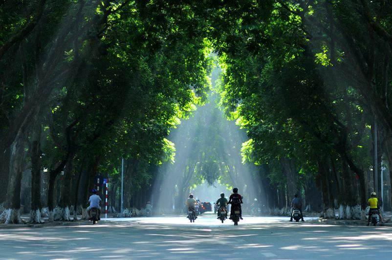 El tiempo en Hanoi en invierno