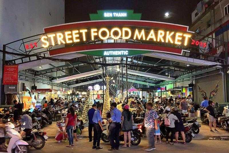 Mercado de Ben Than