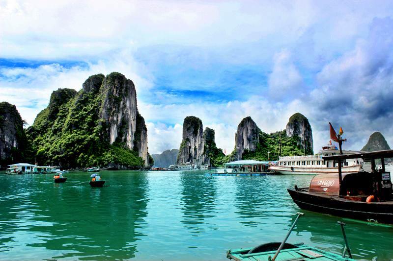Mejor epoca para visitar al Bahía de Halong