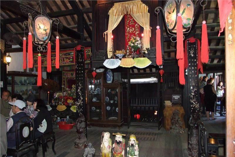La antigua casa Tan ky