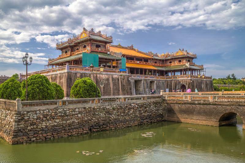 Viaje a Vietam y Camboya en 15 días: La ciudadela de Hue