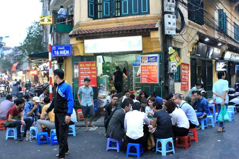 Donde comer en Hanoi