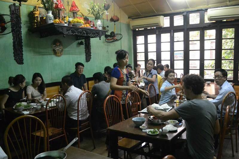 Restaurante Cha Ca La Vong Hanoi