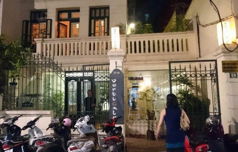 Restaurante La Verticale Hanoi