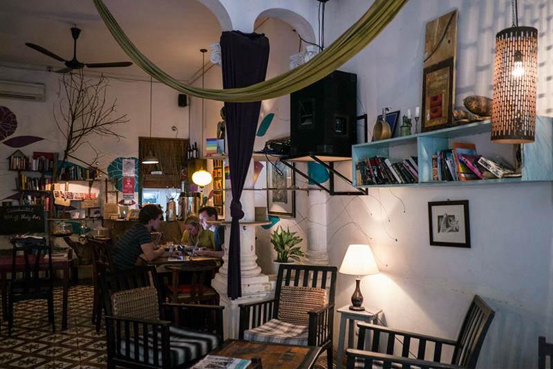 Restaurante Hanoi Social Club