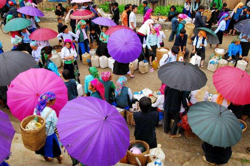 Mercados de Mai Chau