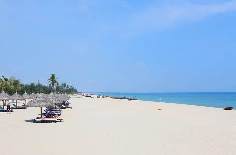 Playa de Cua Dai en Hoi an