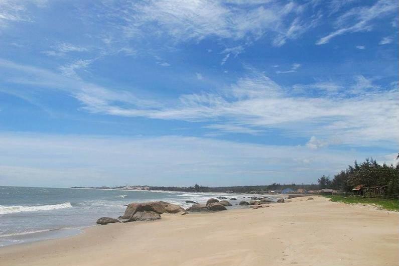 Playa de Ho Coc en Vietnam