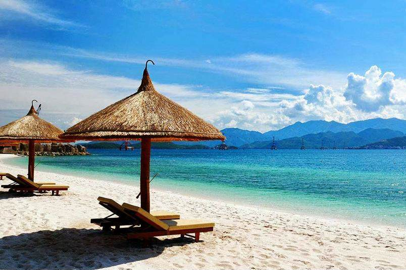 Playa de My Khe en Da Nang