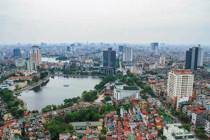 Hanoi, la capital de Vietnam