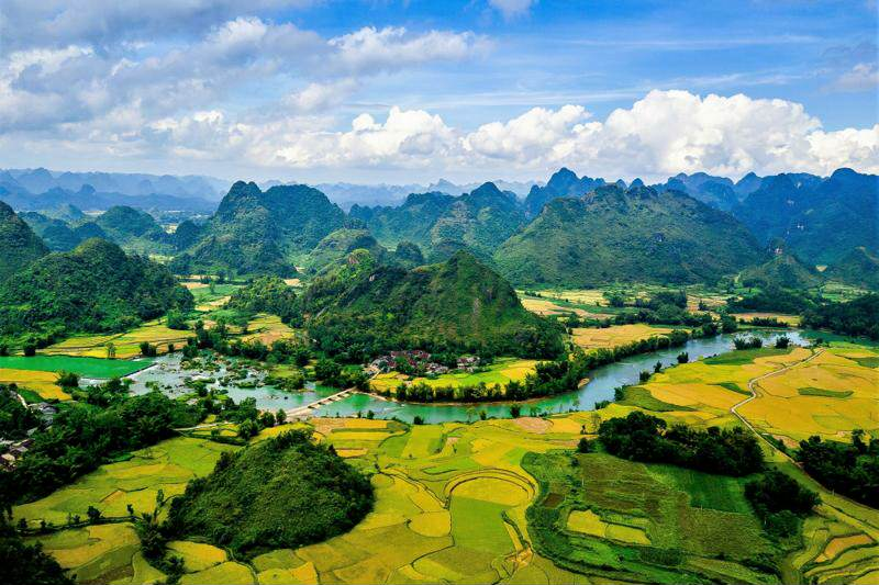 Trang An en Ningh Binh