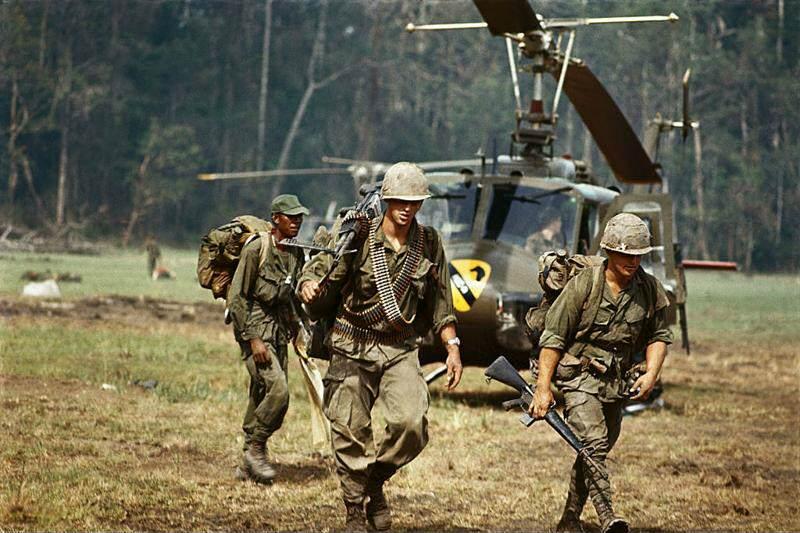 Historia de Vietnam Guerra