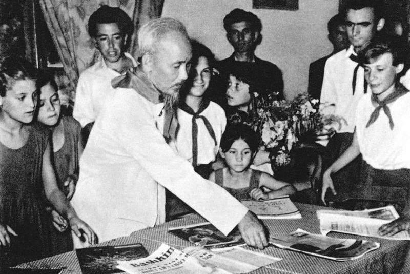 Historia de Vietnam con Ho Chi Minh