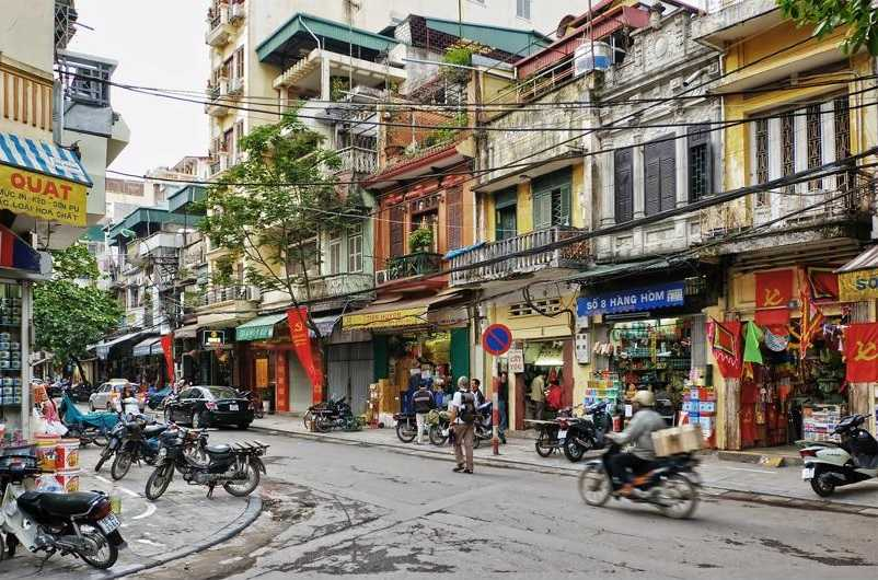 Visitando Hanoi en 3 días