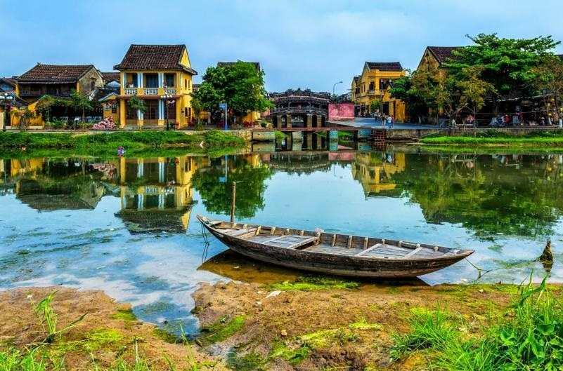Localidad de Hoi An