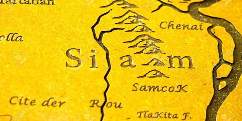 Siam, el antiguo nombre de Tailandia