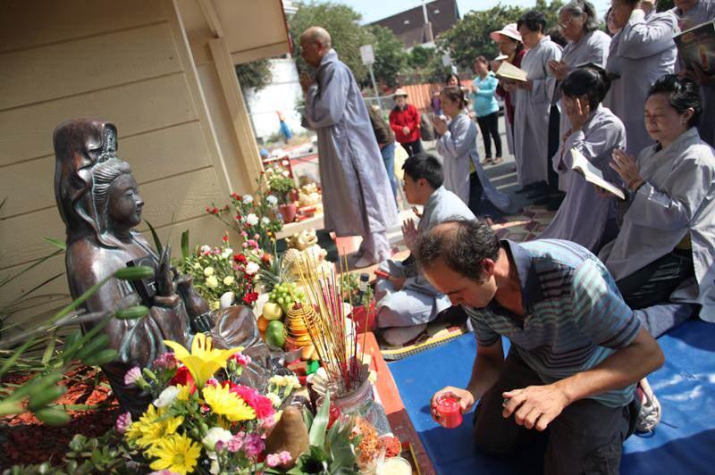 Fiestas del budismo en Vietnam
