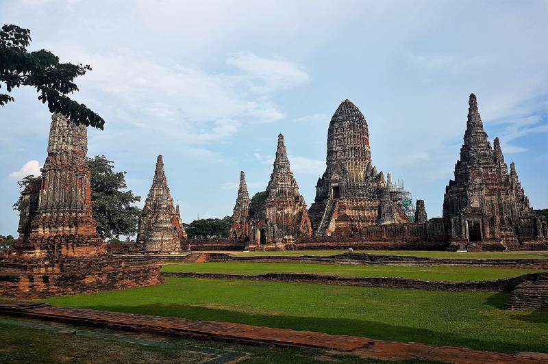 Excursion a Ayuthaya desde Bangkok